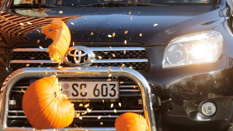 Test orurowania do SUV-ów: wcale nie takie niebezpieczne?