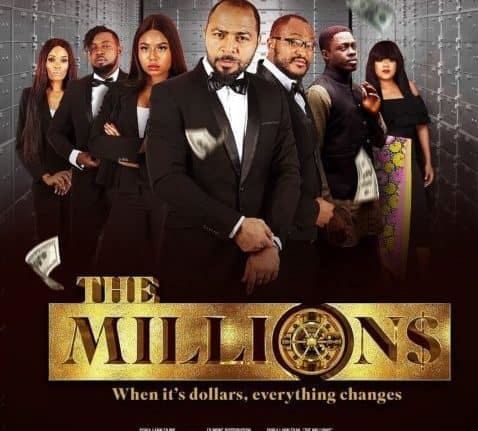 'The Million' movie opened in cinemas August 2019  [Wikipedia]