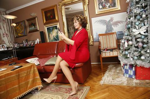 Neda Ukraden otvorila vrata svog velelepnog doma, pa pokazala ćerku, zeta i unuke! Video