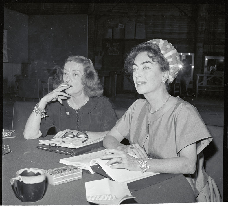 Bette Davis i Joan Crawford