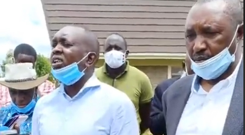 Oscar Sudi summoned over worrying remarks on Rift Valley violence