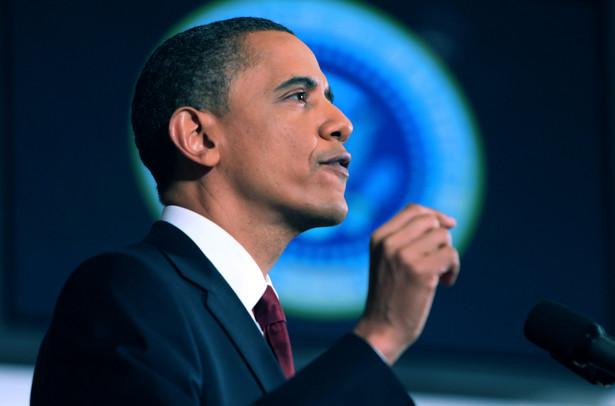 Prezydent USA Barack Obama. Fot. Bloomberg
