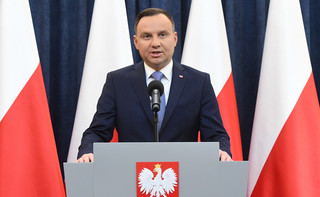 Łapiński: Prezydent jest za dokonywaniem rozrachunków z przeszłością. Zawetował ustawę degradacyjną z powodu jej mankamentów
