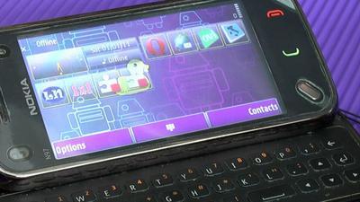 Tams Retro-Show: Nokia N97 Mini mit Symbian S60 & Slider