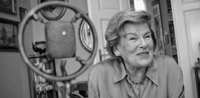 Maria Koterbska nie żyje. Piosenkarka zmarła w wieku 96 lat