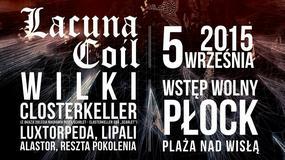 Summer Fall Festival na zakończenie muzycznego lata w Płocku