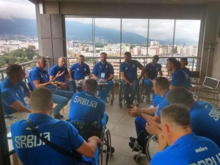 Reprezentacija Srbije u košarci u kolicima