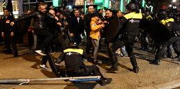 Turecka minister wydalona z Holandii. Zamieszki w Rotterdamie