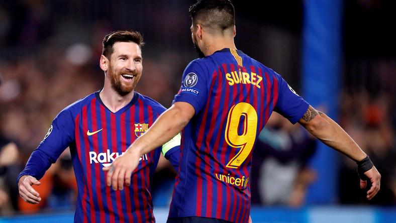 40fc1cad5b Liga Mistrzów  FC Barcelona - Olympique Lyon