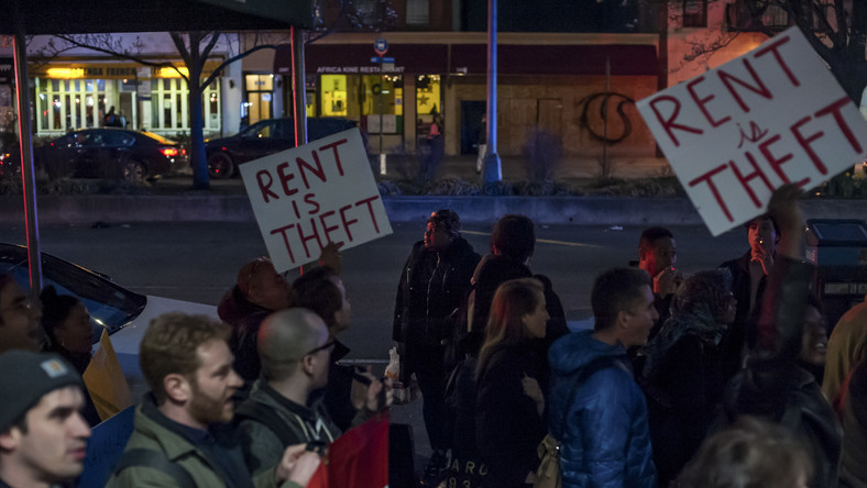 Landmark deal reached on rent protections for tenants in N.Y.