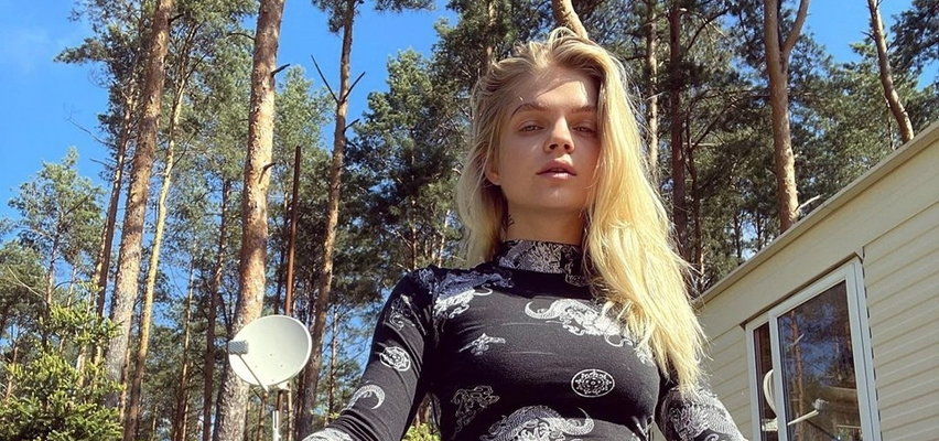 Margaret zamieszkała w lesie. Zapytaliśmy, czy zawsze ma prąd i wodę... [WIDEO]