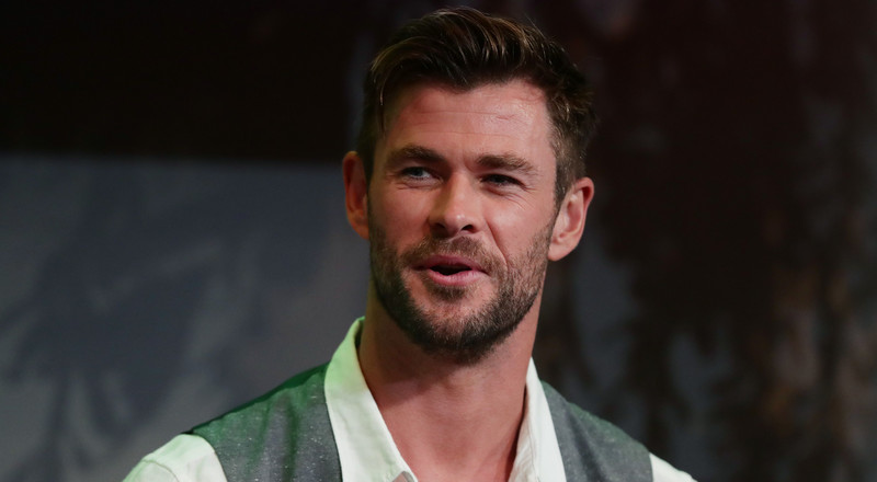 Chris Hemsworth Is Making a TV Show All About How to Live a Longer, Healthier Life