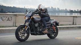 Nowy Harley-Davidson Street Rod 2017