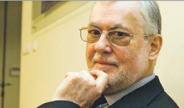 Bogdan Janicki, absolwent Wydziału Prawa Uniwersytetu Warszawskiego, licencjonowany radca prawny, związany z przemysłem chemicznym i naftowym ponad 30 lat. Od 5 lat w Grupie Lotos Fot. Wojciech Górski