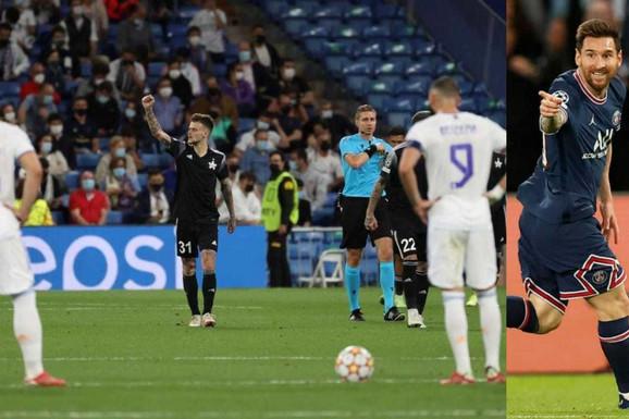 I Luka Jović deo katastrofe! SENZACIJA SEZONE - Šerif pobedio Real usred Madrida! PSŽ nadigrao Siti uz istorijski prvenac Mesija!