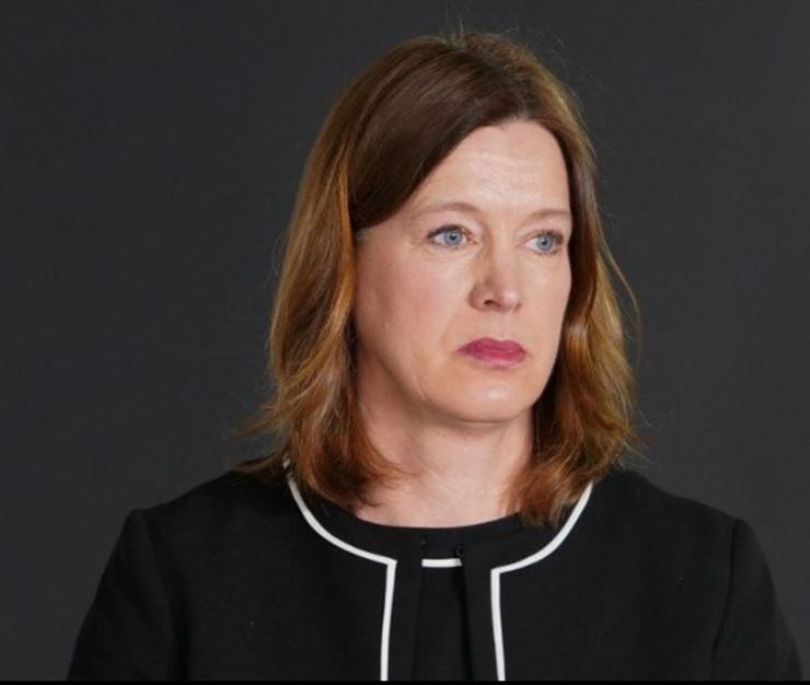 Ketrin Kaldervud Škotska ostavka