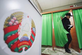Białoruś: Zakończyły się wybory do Izby Reprezentantów