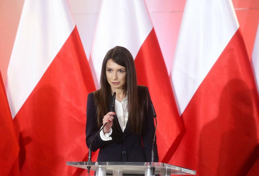 Marta Kaczyńska nie pojawiła się na inauguracji  Europejskiego Centrum Solidarności