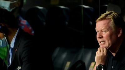 Heat on Koeman as Barca drift creates concern over loss of identity