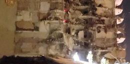 Zawalił się 12-piętrowy blok. Są ranni. 99 osób poszukiwanych. Przerażające nagranie z momentu katastrofy