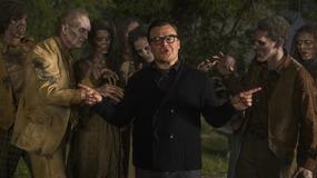"""Jack Black o filmie """"Gęsia skórka"""": uwielbiam filmy o potworach!"""