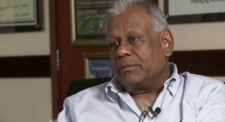 Former Nakumatt CEO Atul Shah