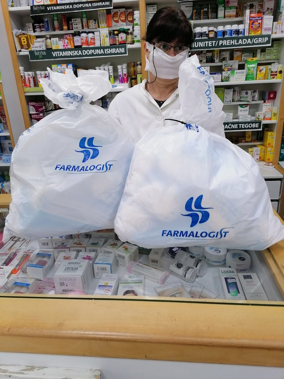 Maske stižu u apoteke