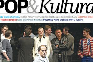 "Sutra uz ""Blic"" nova ""POP & Kultura"" ISPOVEST VOJE BRAJOVIĆA"