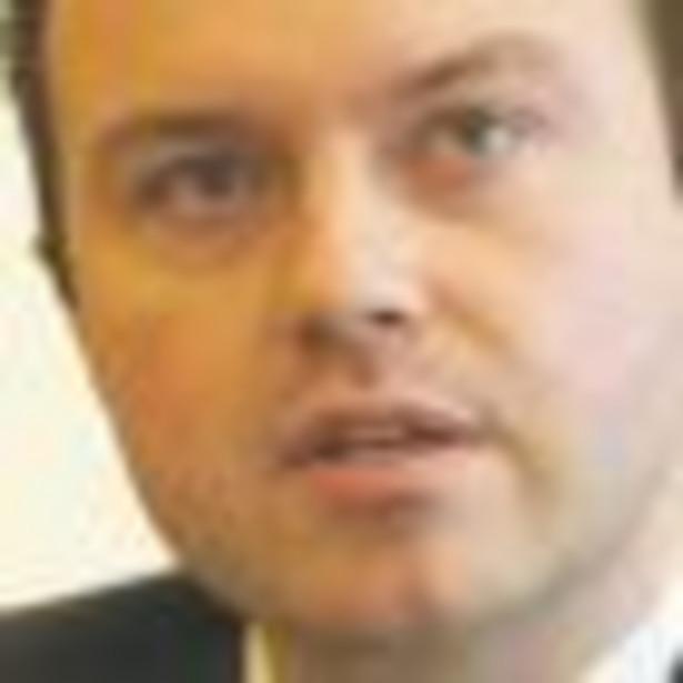 Witold Drożdż, wiceminister spraw wewnętrznych i administracji Fot. Wojciech Górski