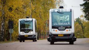 Pojedź za darmo automatycznym autobusem
