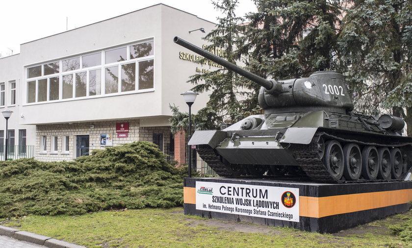 Centrum Szkolenia Wojsk Lądowych