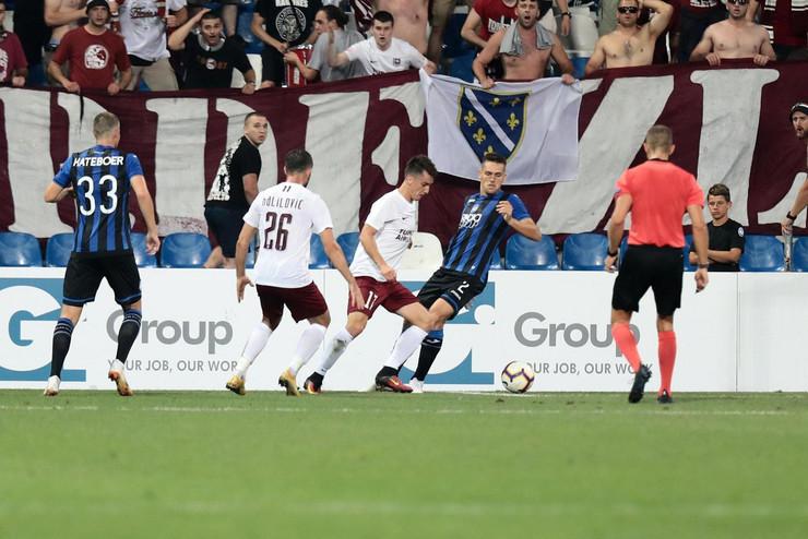 FK Atalanta, FK Sarajevo