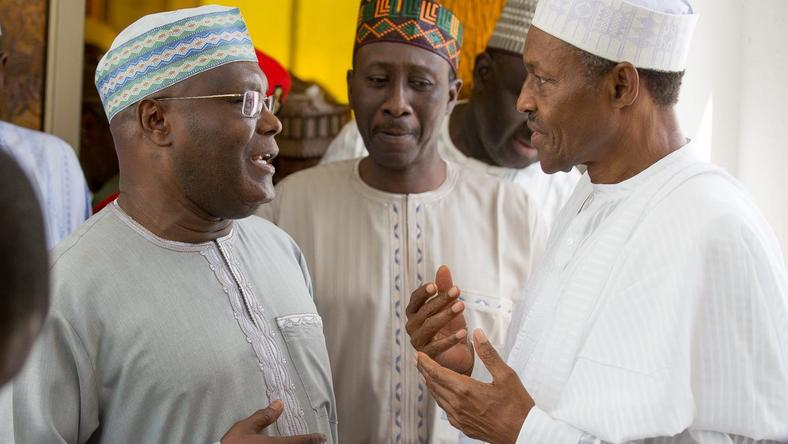 Image result for Atiku did NOT make any demands from Buhari, says PDP
