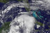 Tropska oluja - uragan Nejt