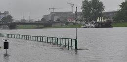 Dramatyczna sytuacja na południu Polski. Fala powodziowa dotarła do Krakowa