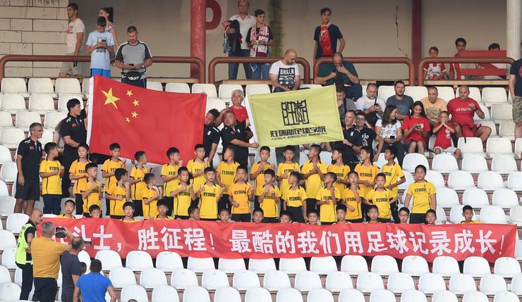 Navijači FK Crvena zvezda
