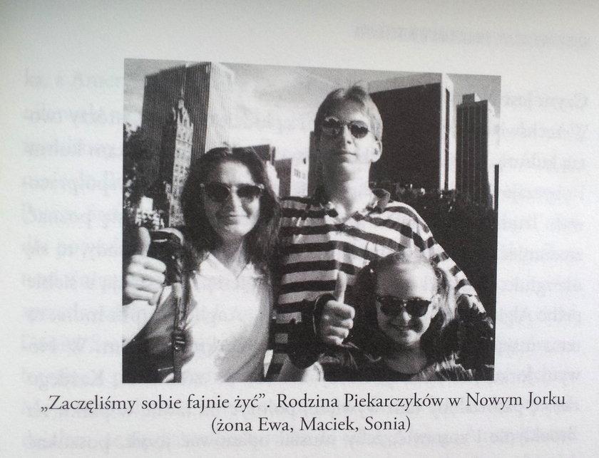 Syn Marka Piekarczyka