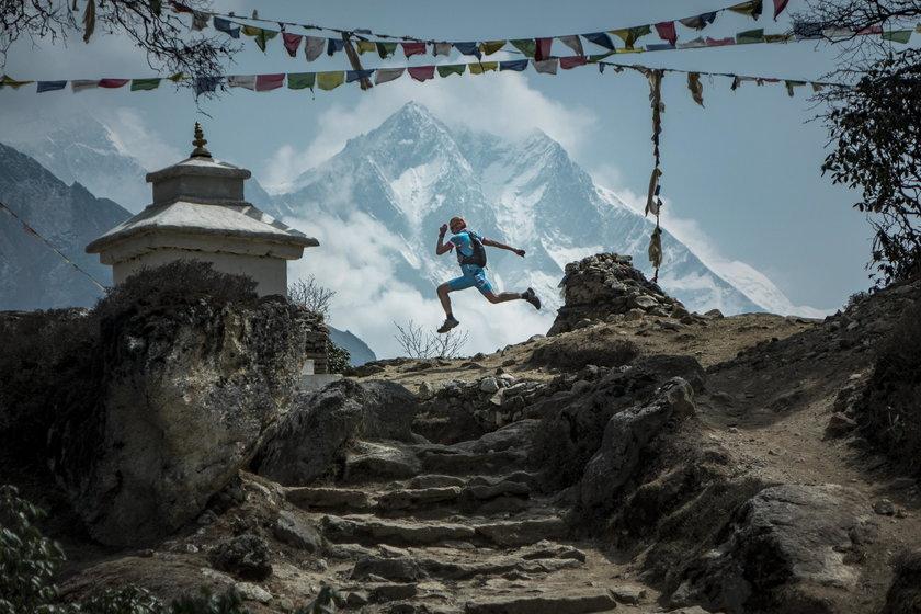 Polak uważa, że pod Everestem nie pokazał jeszcze w pełni na co go stać