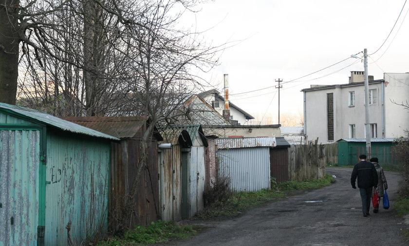 Bieda w Gdyni