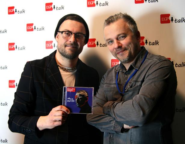 Bartek Królik i Marcin Cichoński
