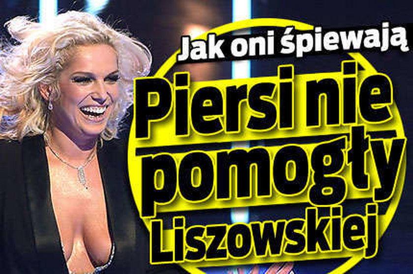 JOŚ. Piersi nie pomogły Liszowskiej