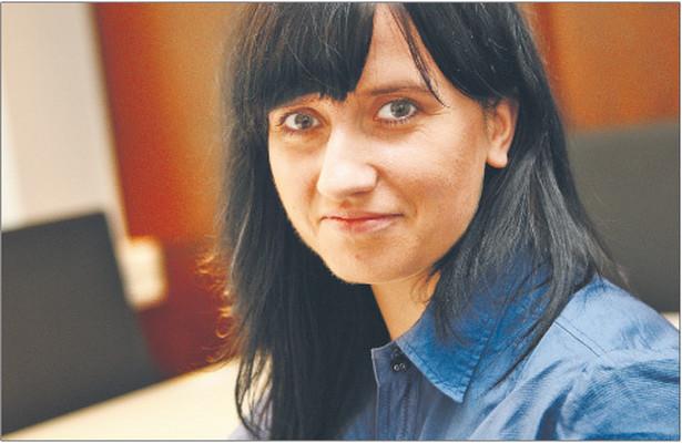 Małgorzata Paluch, specjalista prawa farmaceutycznego w Kancelarii Prawnej Chałas i Wspólnicy Fot. Wojciech Górski