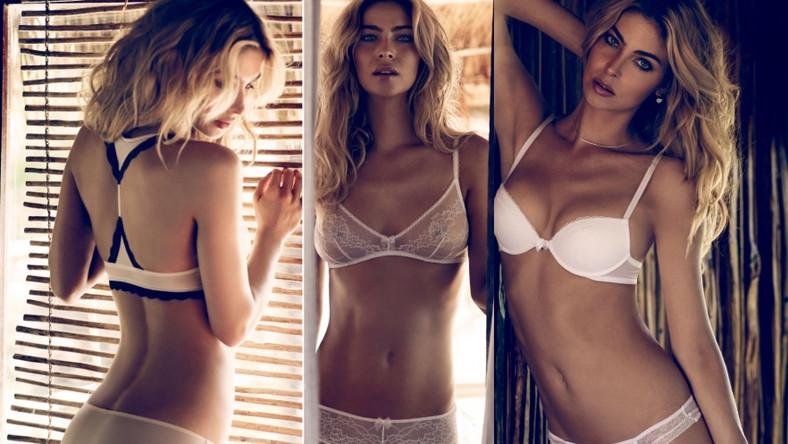 Pozwól kipieć swojej kobiecości - seksowna bielizna Vero Moda na lato 2011.