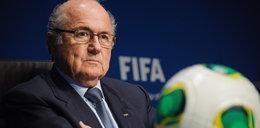 Blatter szokuje i oskarża USA