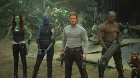 Chris Pratt, Zoe Saldana i Vin Diesel znowu ratują galaktykę