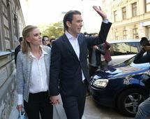 Na czele OeVP stoi Sebastian Kurz, austriacki minister spraw zagranicznych
