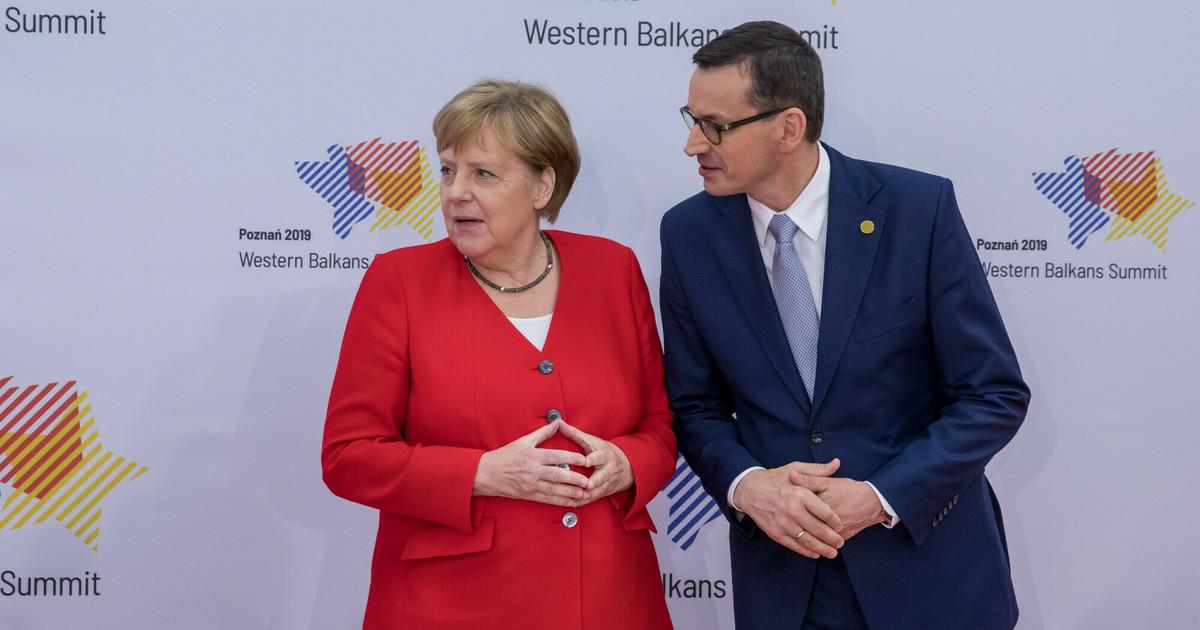 Skromne obchody rocznicy polsko-niemieckiego traktatu. Angela Merkel odmówiła Mateuszowi Morawieckiemu?