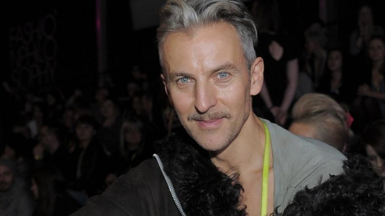 Robert Kupisz na Fashion Week Poland S/S 2012.