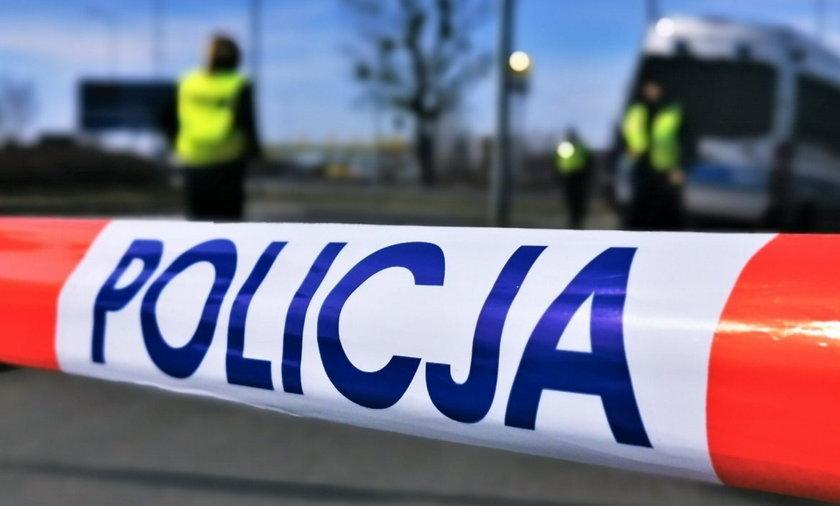 1,5-roczny chłopiec wypadł z balkonu bloku w Lublinie. Spadł z wysokosci 3. piętra.