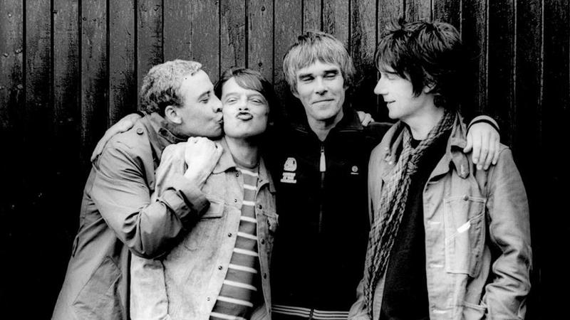 Stone Roses (fot. oficjalna strona zespołu)